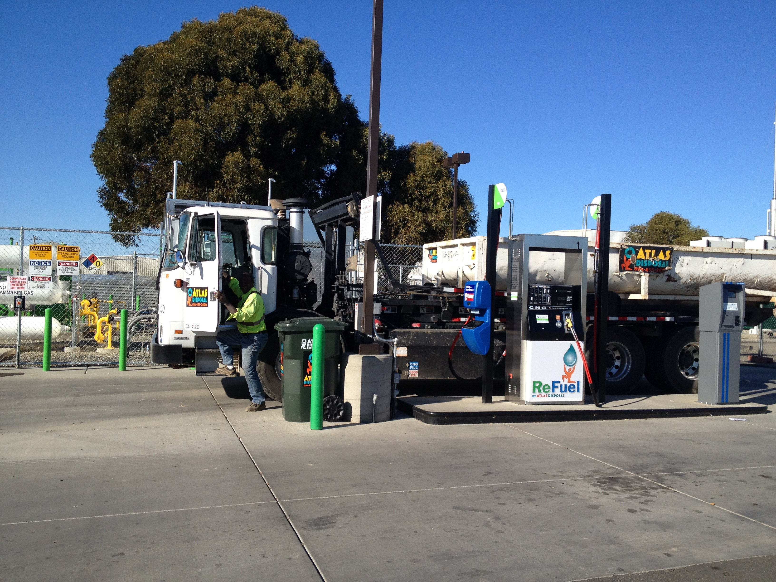 8 Big Organizations With Natural Gas Vehicles In Their Fleets